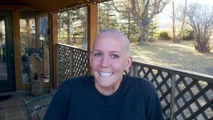 Oct 11 2012 first time bald